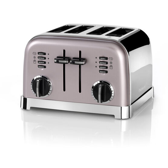 Toaster 4 tranches Rose Vintage
